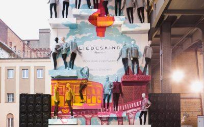 dlp motive auf der Berliner Fashion Week