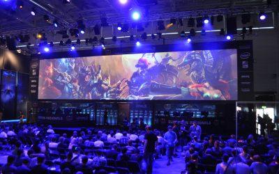 dlp motive auf der gamescom 2012 in Köln