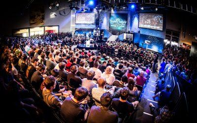 dlp motive auf der gamescom 2013 in Köln