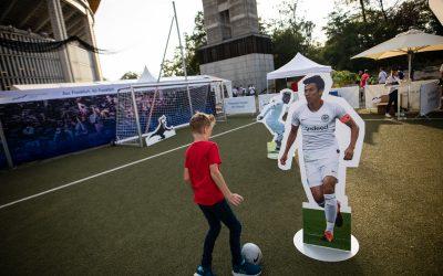 Saisoneröffnung bei Eintracht Frankfurt